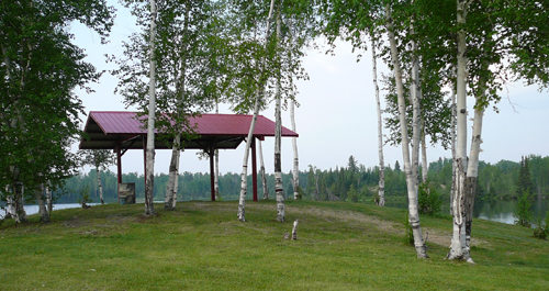 Gauthier Lake Picnic Area